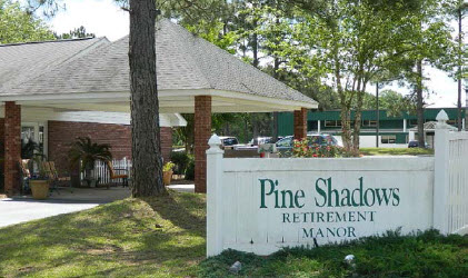 Popular Assisted Living Sylvester Ga (2 locations) Pine Shadows Retirement  QF67